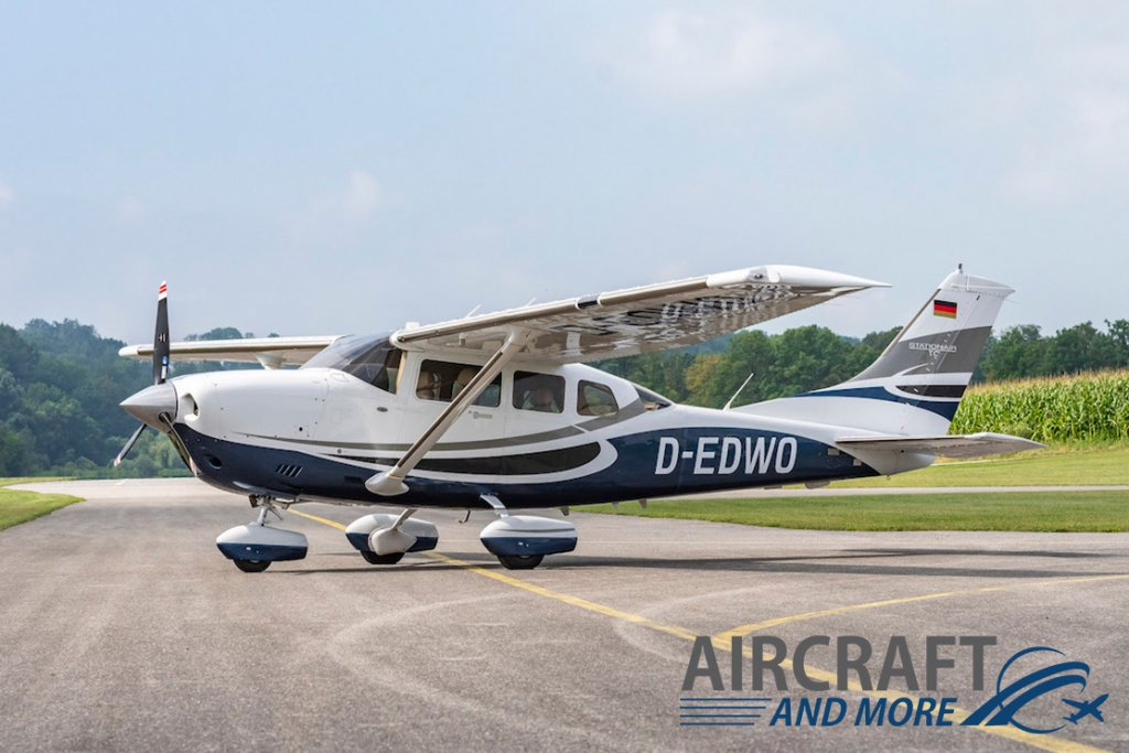CESSNA T206H - TKS equipped - AIRCRAFT AND MORE GMBH